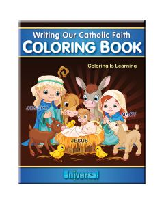 Catholic Coloring Book